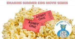 Emagine Summer Kids Movie Series