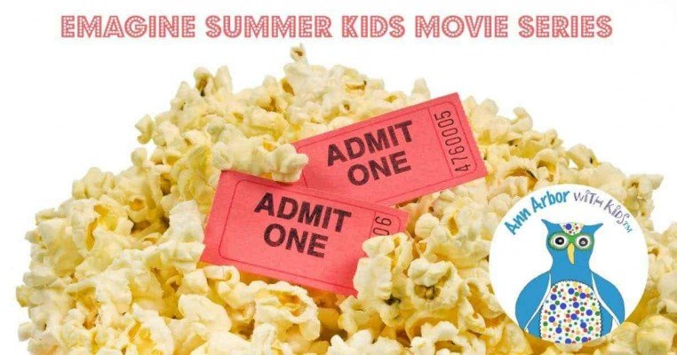 Emagine Summer Kids Movie Series