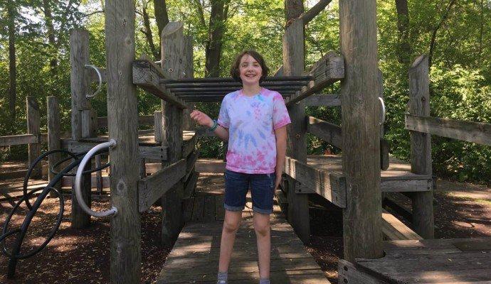 "Fuller Park Playground Profile - ""Limbo Bars"""