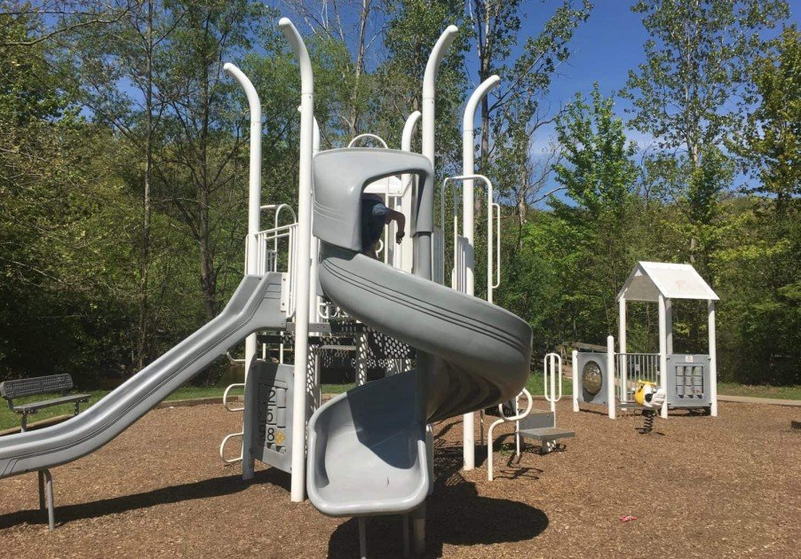 Island Park Playground Profile