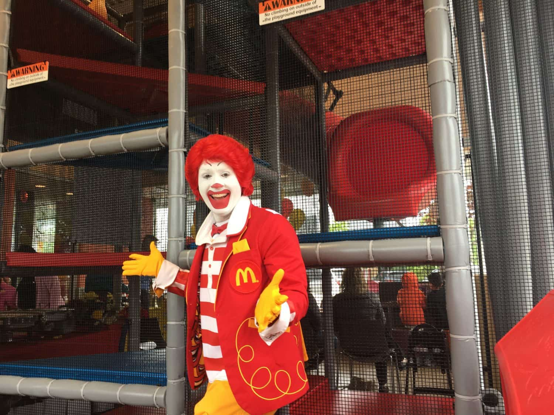 Lohr Road Mcdonalds Celebrates Their Grand Reopening Ann