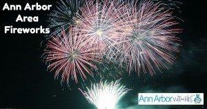 Ann Arbor Fireworks Displays