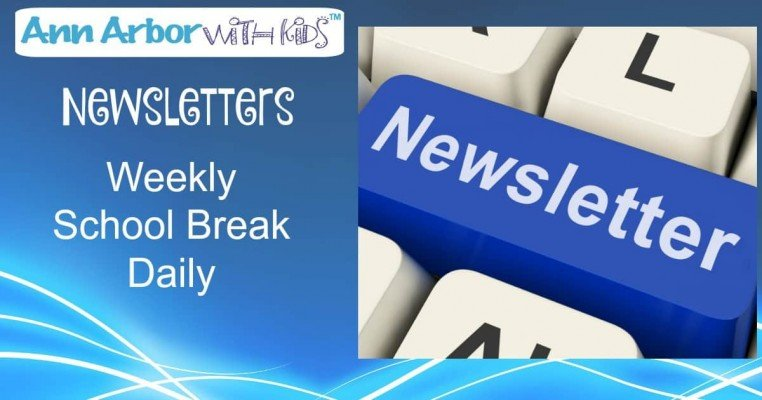 Ann Arbor with Kids Newsletter