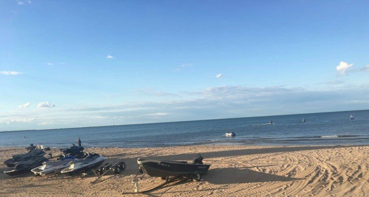 Cedar Point - Wednesday Activity Review - Water Sports