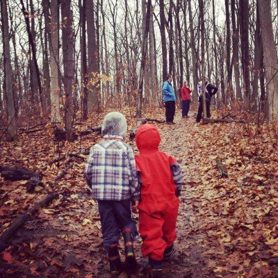 Family Friendly Ann Arbor Hikes - Leslie Science & Nature Center