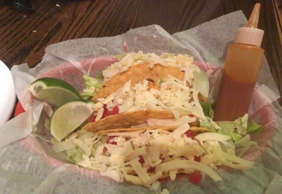 Isalita Restaurant Review - Crunchy Beef Tacos