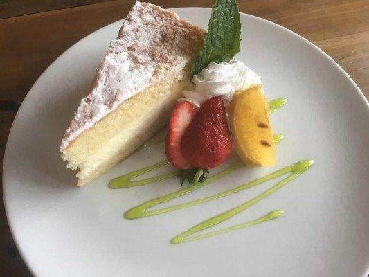 rel•ish Ann Arbor - Lemon Mascarpone Cake