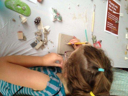 Ann Arbor Art Fair - Activity Zone