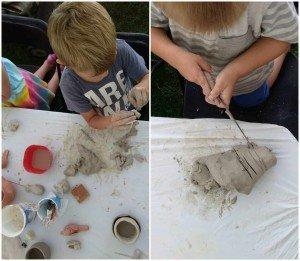 Ann Arbor Art Fair - Clay Art