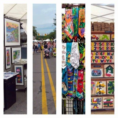 2017 Ann Arbor Art Fair Review - The Guild Fair