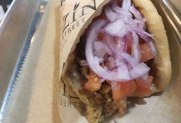KouZina Greek Street Food - Gyro