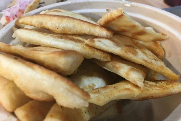 KouZina Greek Street Food - Pita Chips