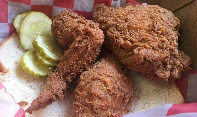 Ma Lou's Fried Chicken - Dark Meat