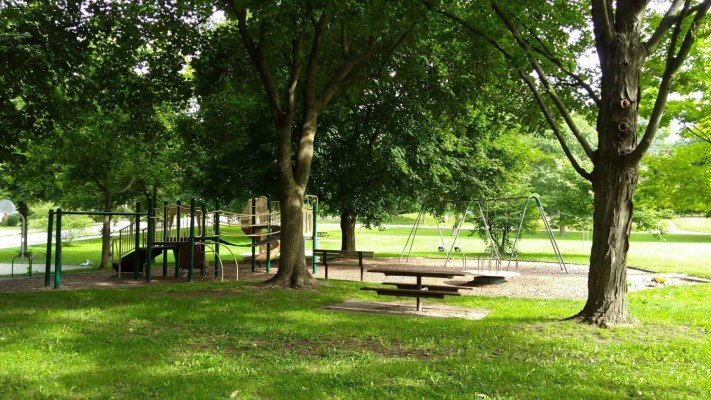 Maryfield Wildwood Park - Playground