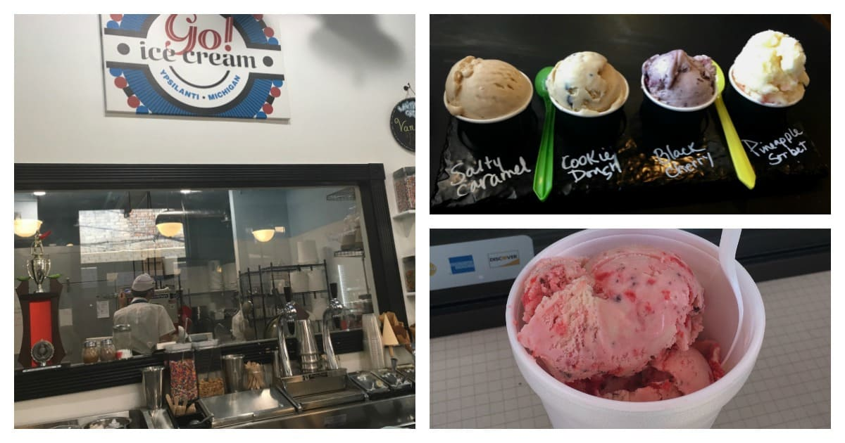 Ann Arbor Ice Cream Tour