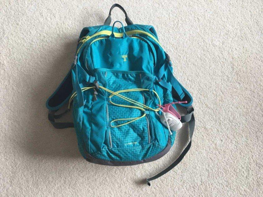 Back to School - Lands End Backpack