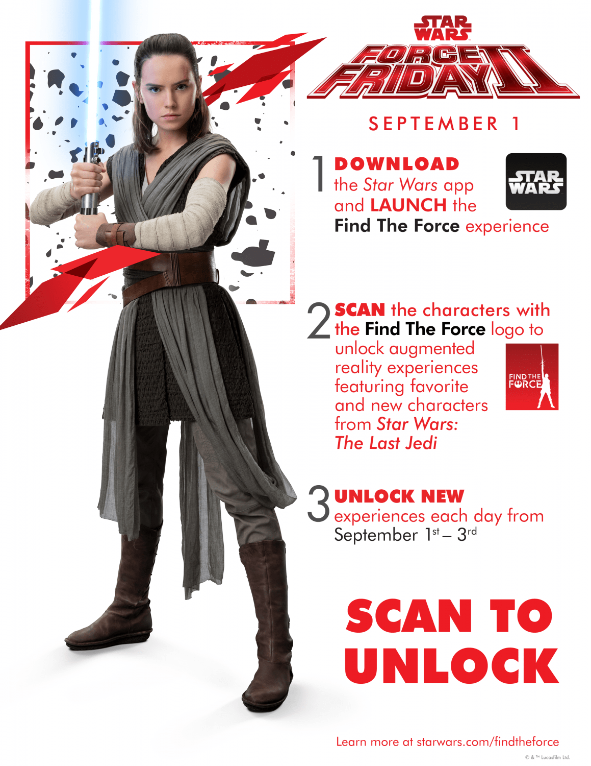 Star Wars The Last Jedi - Preview Scan