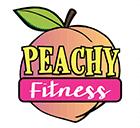 Peachy Fitness Logo