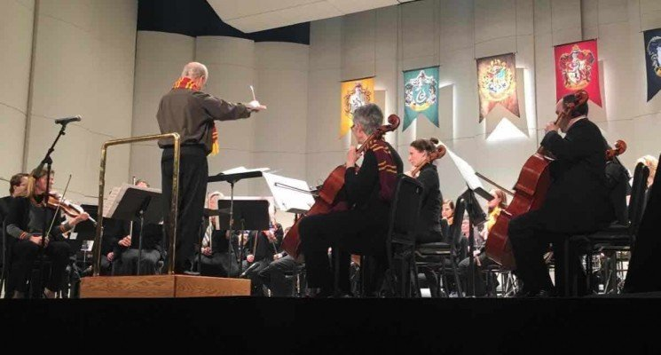 A2SO Harry Potter Concert