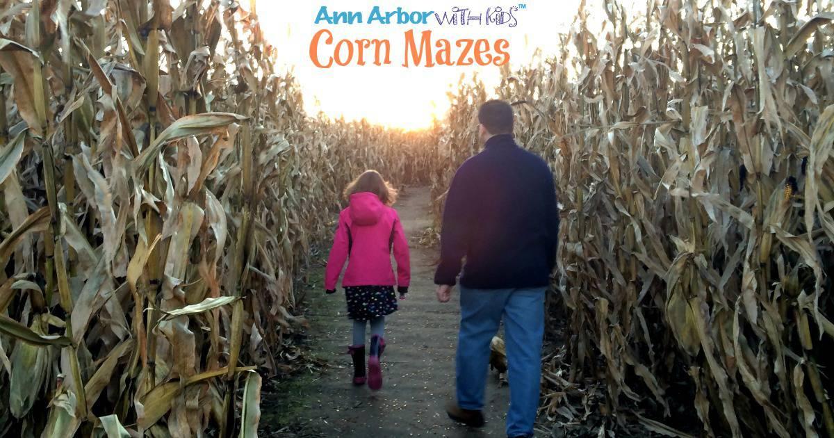 Ann Arbor Corn Maze Guide