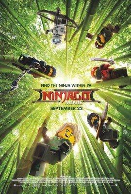 The LEGO Ninjago Movie Poster - Opens September 22, 2017