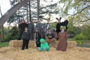 LSNC Animal Haunts - Costumed Creatures