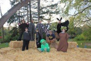 LSNC Animal Haunts - Costumed Creatures