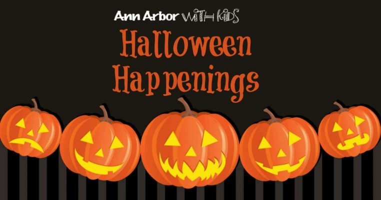 Washtenaw Halloween Happenings