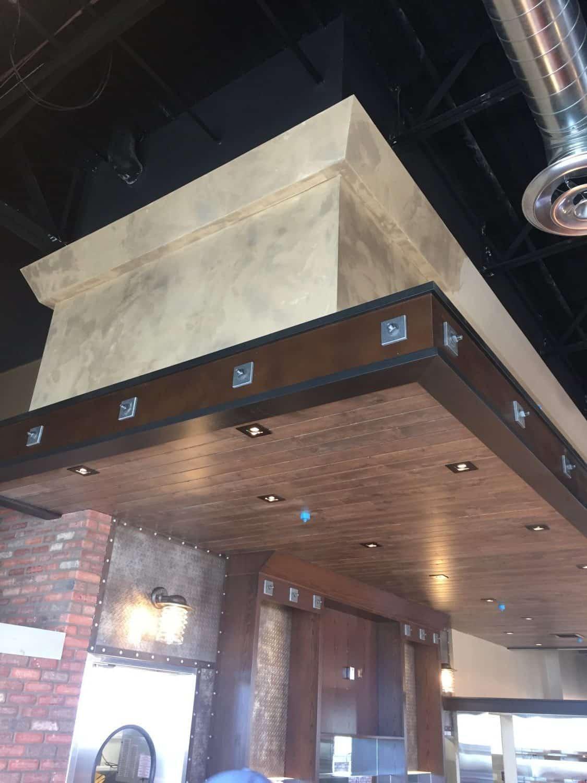 Ann Arbor Buddy's Ceiling