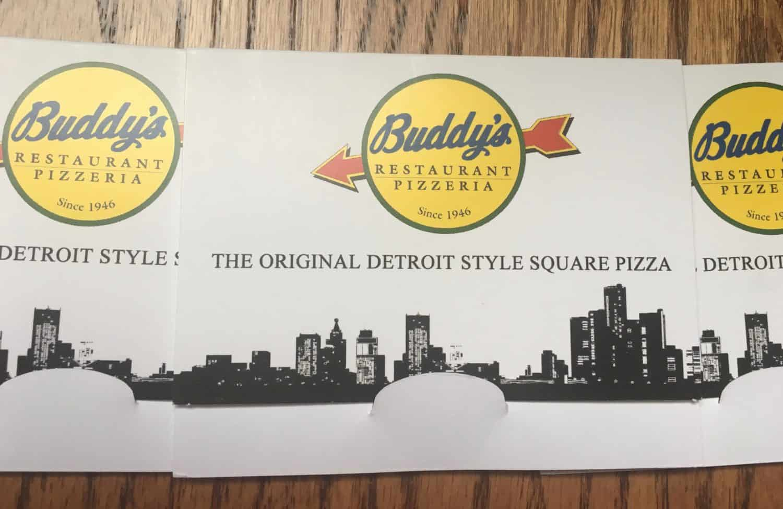 Ann Arbor Buddy's Gift Cards