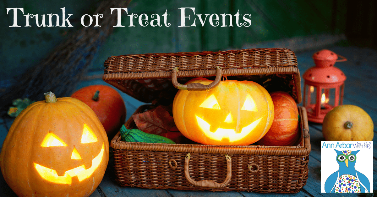 Ann Arbor Trunk or Treat Events