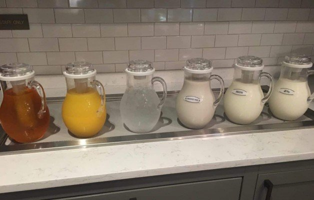 Staycation at Hyatt Place Ann Arbor - Breakfast - Beverages