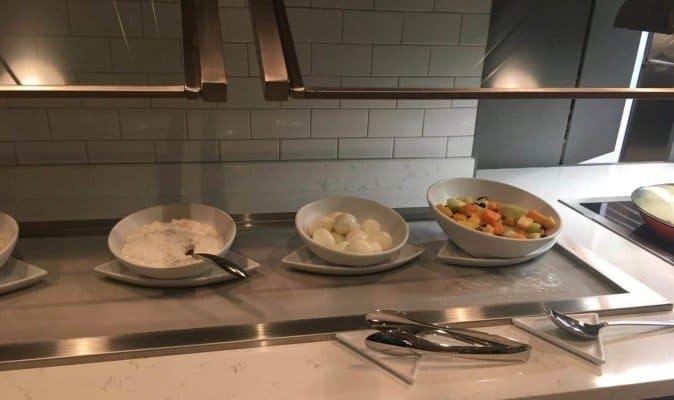 Staycation at Hyatt Place Ann Arbor - Breakfast - Fruit & Eggs