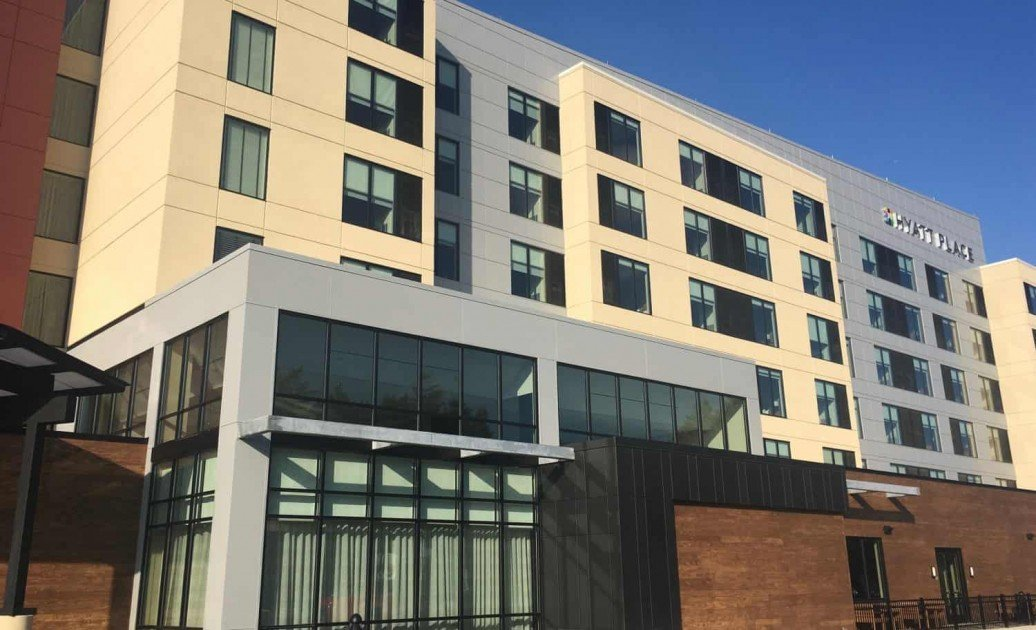 Staycation at Hyatt Place Ann Arbor - Exterior