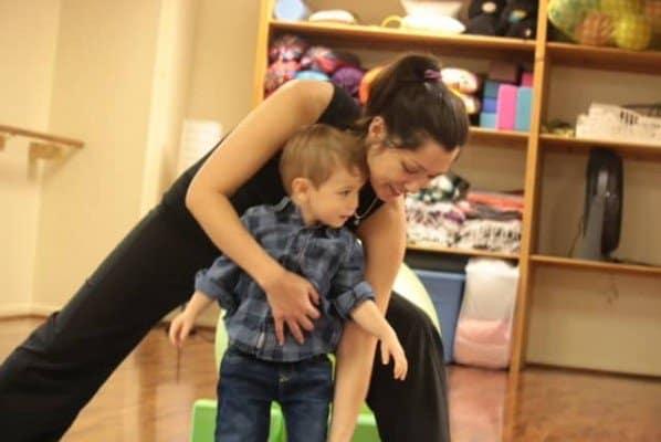 Peachy Fitness - Mom & Tot Yoga