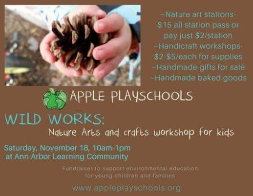 Wild Works - Apple Play School