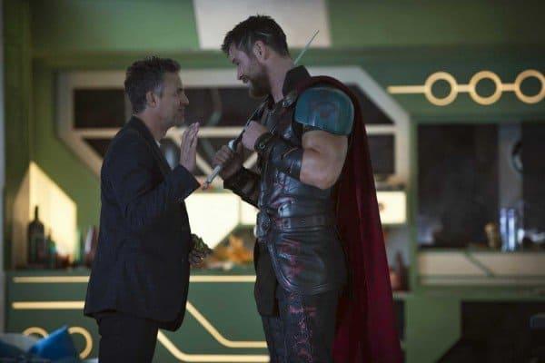Thor: Ragnarok -Thor & Bruce Banner