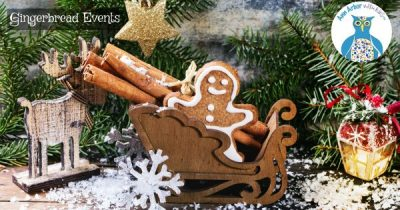 Ann Arbor Gingerbread Events