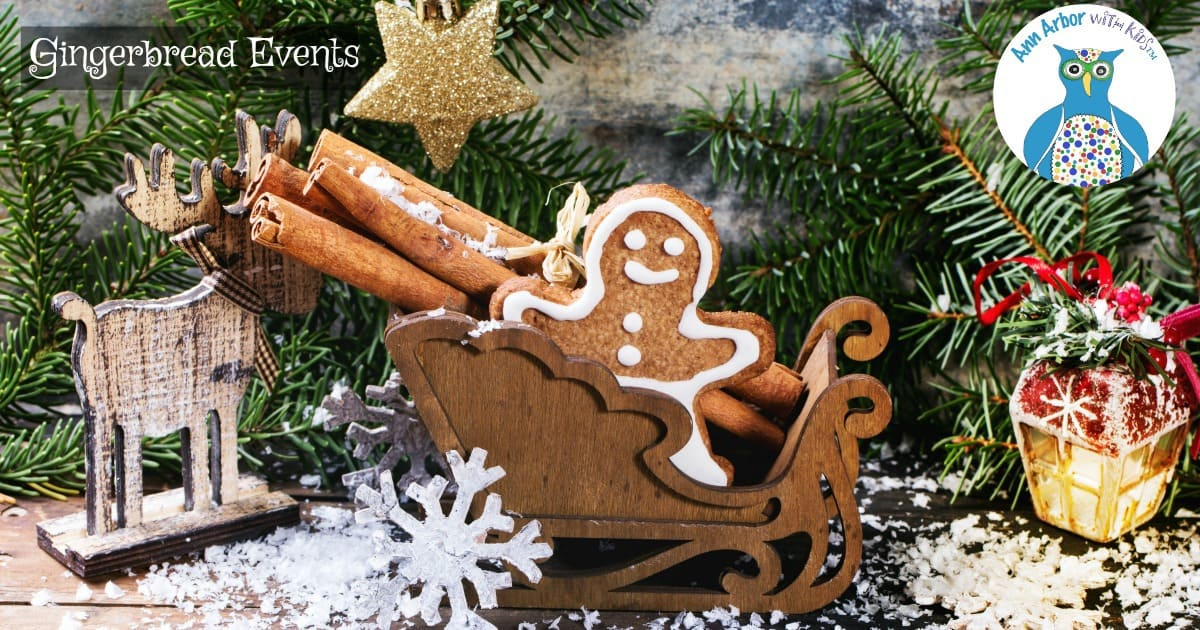 Ann Arbor Gingerbread Events