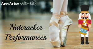 Ann Arbor Nutcracker Performances