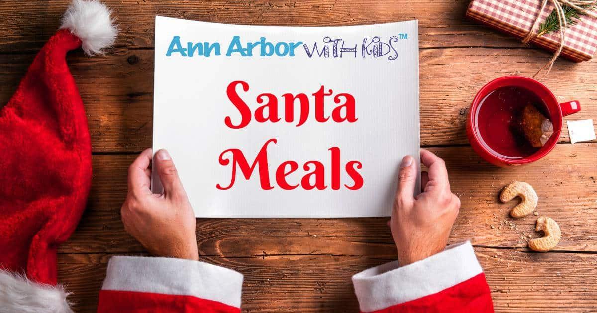 Ann Arbor Santa Meals