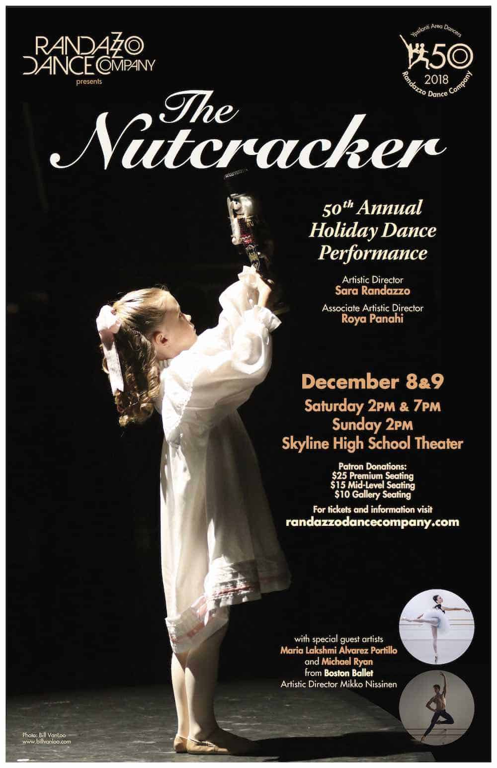 Randazzo Dance Company's The Nutcracker