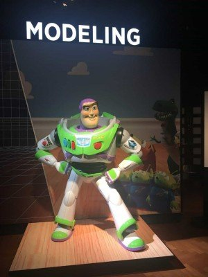 Science Behind Pixar - Buzz Model