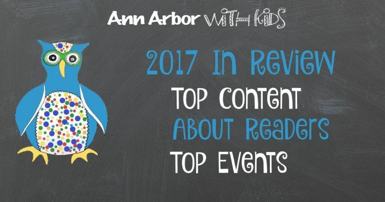 2017 In Review - Top Content, About Readers, Top Events