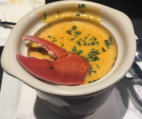 Black Rock Review - Lobster Bisque