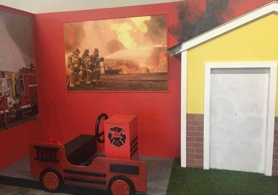 Kidopolis - Fire Truck