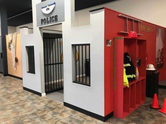 Kidopolis - Fire & Police