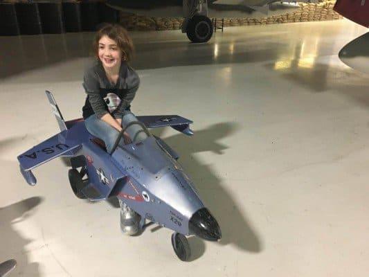 Yankee Air Museum - Pedal Planes