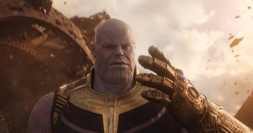 Avengers Infinity War Review & Parental Guidance - Thanos