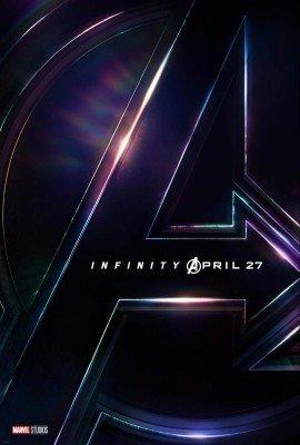 Avengers Infinity War - April 27